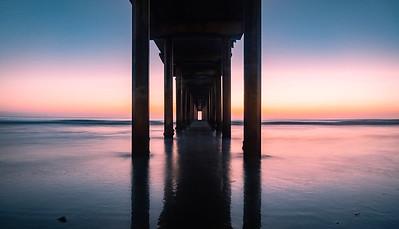 Scripps Pier, La Jolla, CA