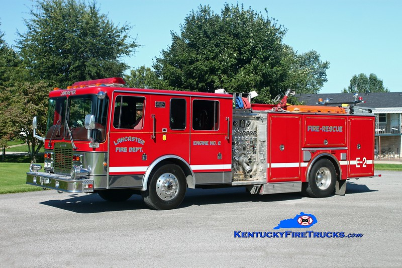 <center> Lancaster  Engine 2 <br> 1992 Grumman Panther II 1500/500 <br> Kent Parrish photo </center>