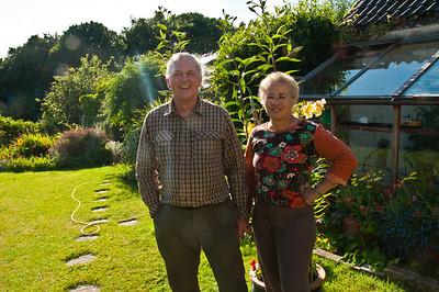 People in Garden-2