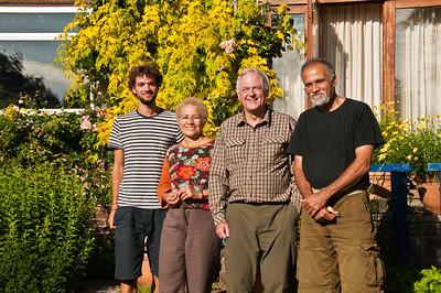 People in Garden-8