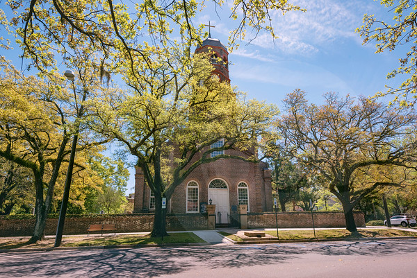 Georgetown_Prince Winyah Church_7504