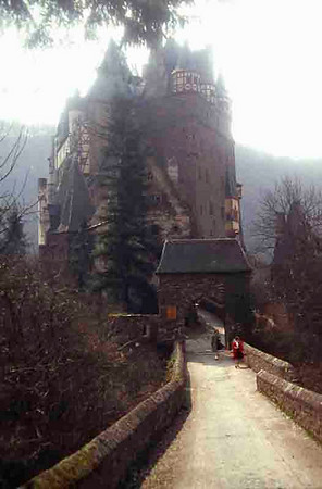Burg Eltz<br /> Rheinland<br /> <br /> P071