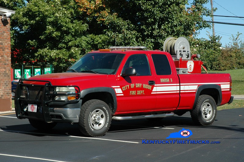 <center> Dry Ridge  Brush 31 <br> 2002 Chevy 2500 4x4/FD 250/250 <br> Greg Stapleton photo </center>