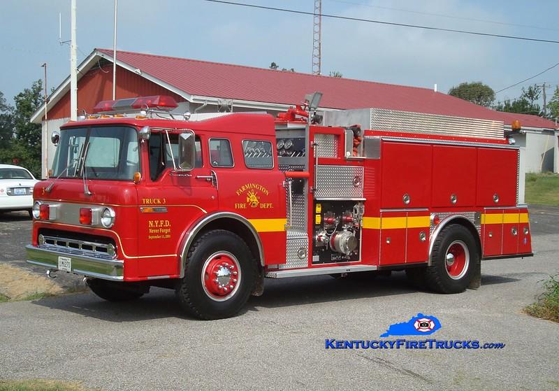 <center> Farmington  Engine 3  <br> 1988 Ford C-8000/American Eagle 1250/1000 <br> Greg Stapleton photo </center>
