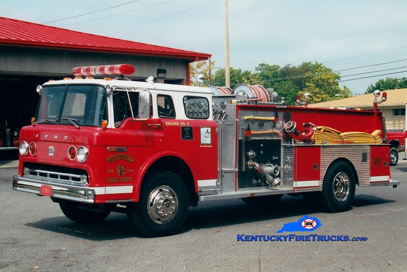 <center> RETIRED <br> Mayfield  Engine 2 <br> 1981 Ford C/Jaco 1000/500 <br> Greg Stapleton photo <br> </center>