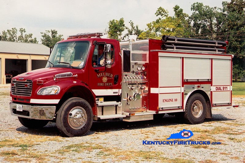 <center> Melber  Engine 10 <br> 2008 Freightliner M2-106/E-One 1250/1000 <br> Greg Stapleton photo <br> </center>