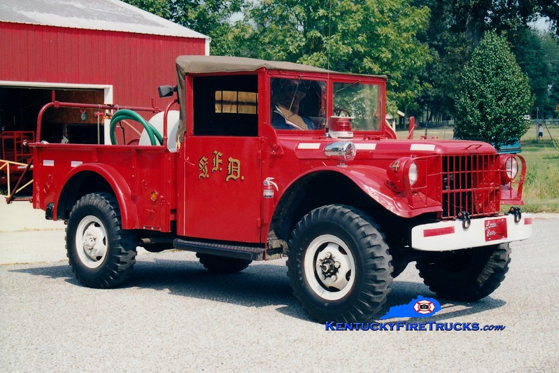 <center> Sedalia  Brush 4 <br> 1955 Dodge M37 4x4/FD 100/130 <br> Greg Stapleton photo <br> </center>