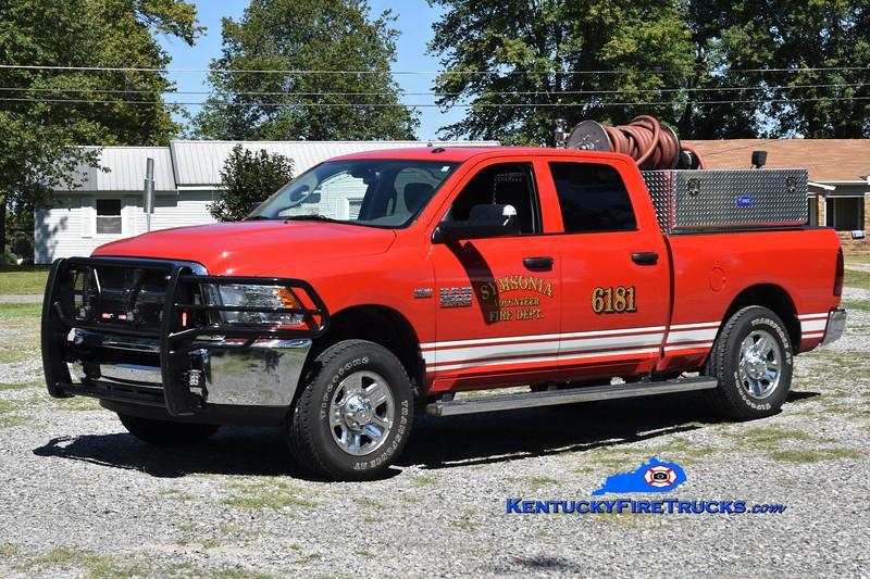 Symsonia  Brush 6181<br /> 2015 Dodge Ram 2500 4x4/UPF 150/150<br /> Greg Stapleton photo