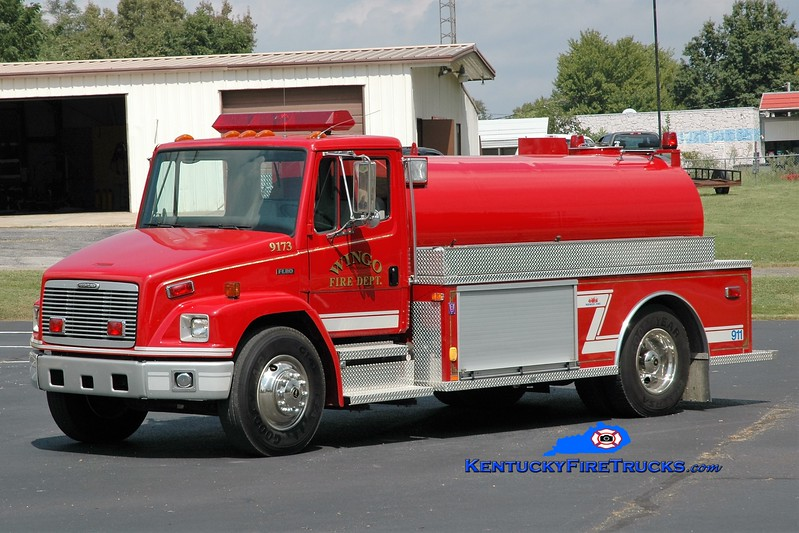 Wingo  Tanker 9173<br /> 2010 Freightliner FL70/Midwest Fire 250/1200<br /> Greg Stapleton photo