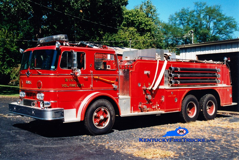 <center> RETIRED <br> Wingo  Engine 1 <br> 1966 International CO-1890/Howe 750/2200 <br> Greg Stapleton photo </center>