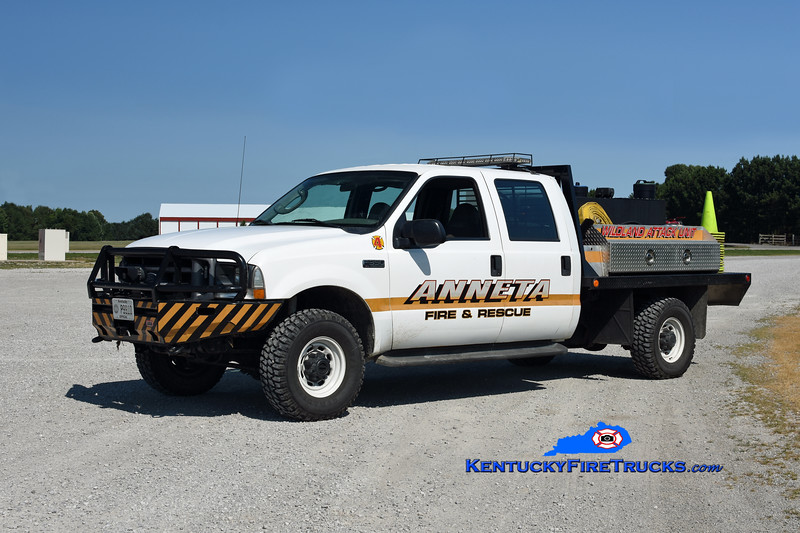 Anneta  Brush 4<br /> 2004 Ford F-350 4x4/RKO 250/250/10<br /> Kent Parrish photo