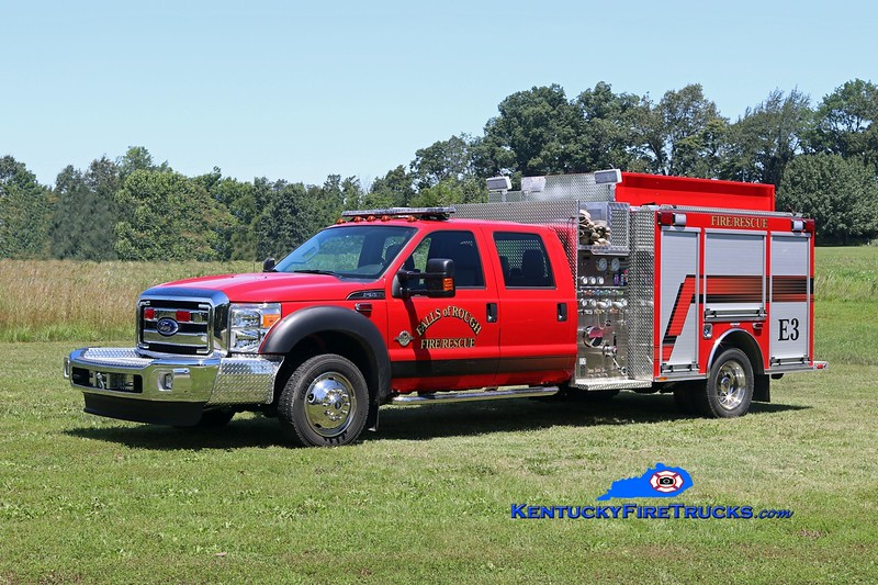 Falls of Rough  Engine 3<br /> 2016 Ford F-550 4x4/Southeast 1000/300<br /> Kent Parrish photo
