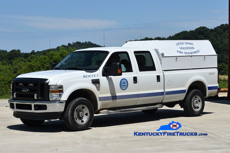 Little Sandy Rescue 2<br /> 2008 Ford F-350 4x4/Stahl <br /> Greg Stapleton photo