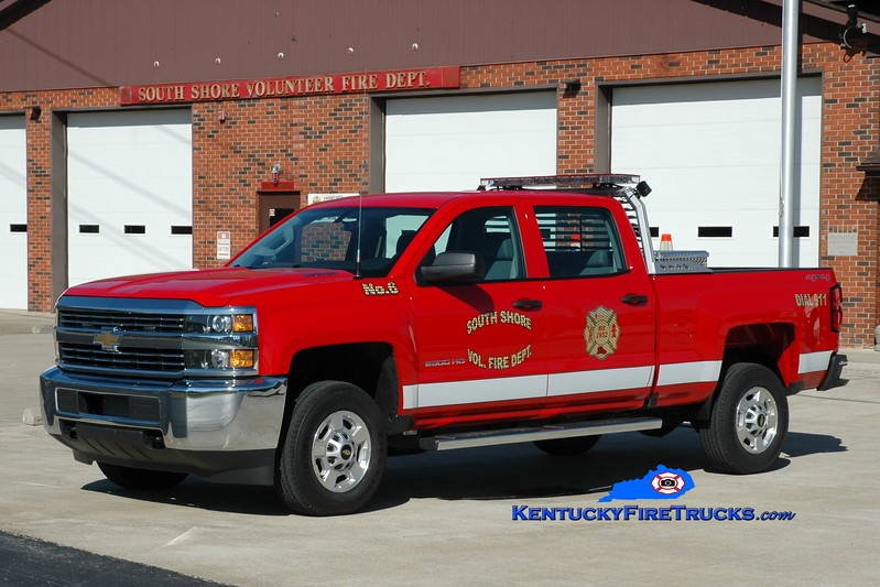 South Shore  Brush 6<br /> 2016 Chevy 3500 4x4<br /> Greg Stapleton photo