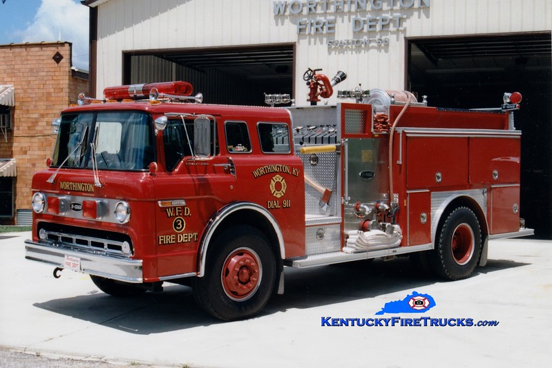 <center> Worthington  Engine 3 <br> 1988 Ford C-8000/E-One 1250/1000 <br> Greg Stapleton photo </center>