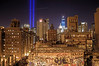 Manhattan Skyline - 9/11 Tribute