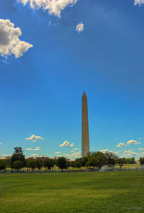 Washington Monument HDR
