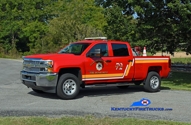 Elizabethtown Brush 2072<br /> 2019 Chevy 3500 4x4 125/75<br /> Kent Parrish photo