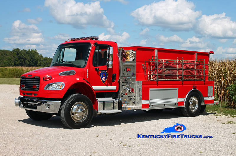 Kentucky 86 Tanker 8062 <br /> 2012 Freightliner M2-106/Wynn 500/2000 <br /> Kent Parrish photo
