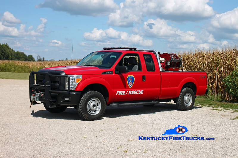 Kentucky 86 Brush 8073 <br /> 2013 Ford F-350 4x4/FD 250/250 <br /> Kent Parrish photo