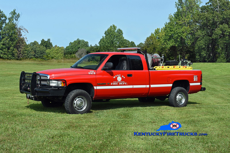 West 84 Brush/Rescue 1471 <br /> 2001 Dodge Ram 2500 4x4/FD 300/125<br /> Kent Parrish photo