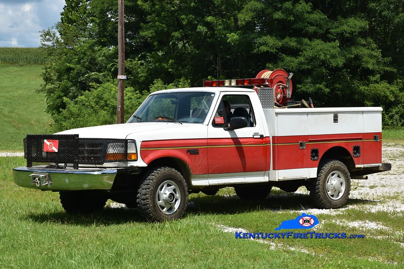 West 84 Brush 1461 <br /> 1997 Ford F-350 4x4/FD 90/100<br /> Greg Stapleton photo