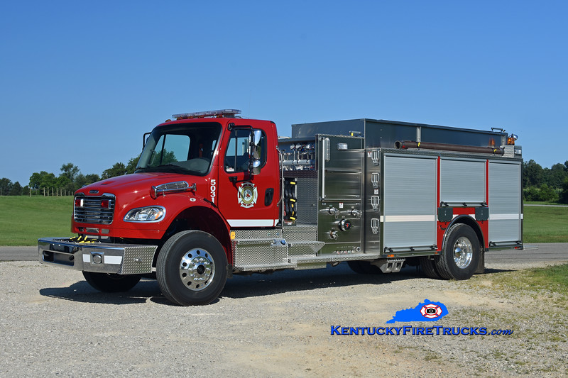 White Mills Engine 5031<br /> 2018 Freightliner M2-106/Toyne 1250/1800<br /> Kent Parrish photo