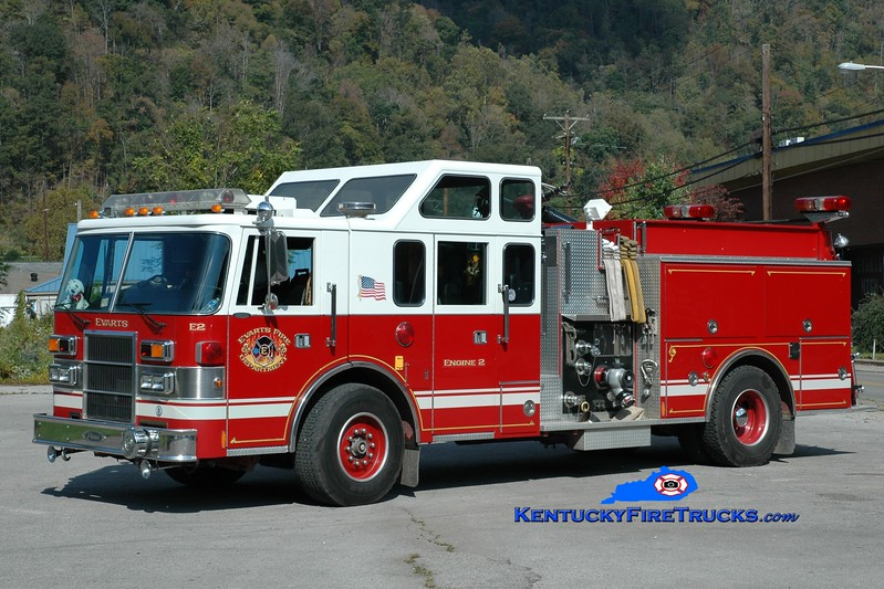 <center> Evarts Engine 2 <br> x-Centereach, NY <br> 1992 Pierce Lance 1250/750 <br> Greg Stapleton photo </center>