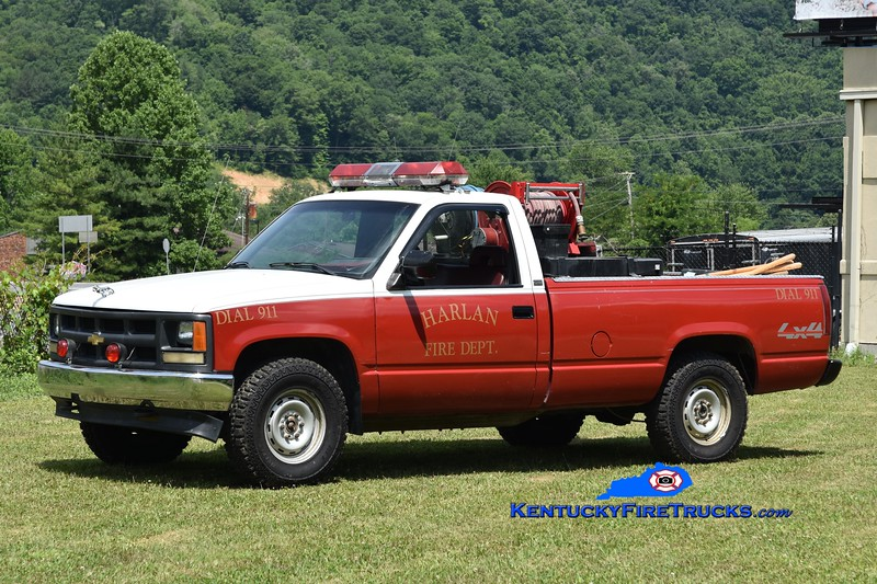 Harlan Quick Attack 1 <br /> 1994 Chevy 1500 4x4/FD 50/100<br /> Greg Stapleton photo