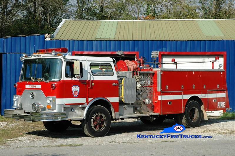 <center> RETIRED <BR> Martins Fork  Engine 4 <br> x-Neptune, NJ <br> 1979 Mack CF 1000/500 <br> Greg Stapleton photo </center>