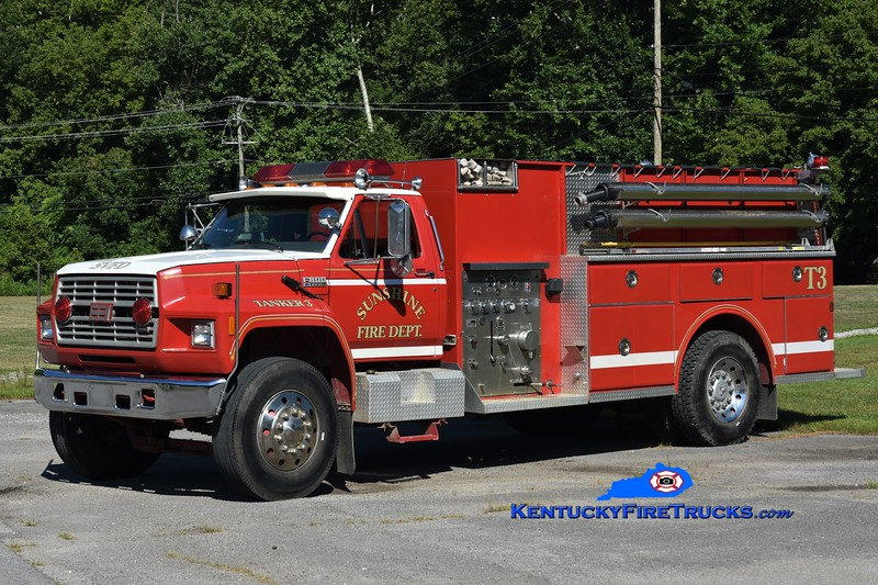 Sunshine  Tanker 3<br /> x-Oldtown, MD <br /> 1990 Ford F-800/EEI 750/1500<br /> Greg Stapleton photo