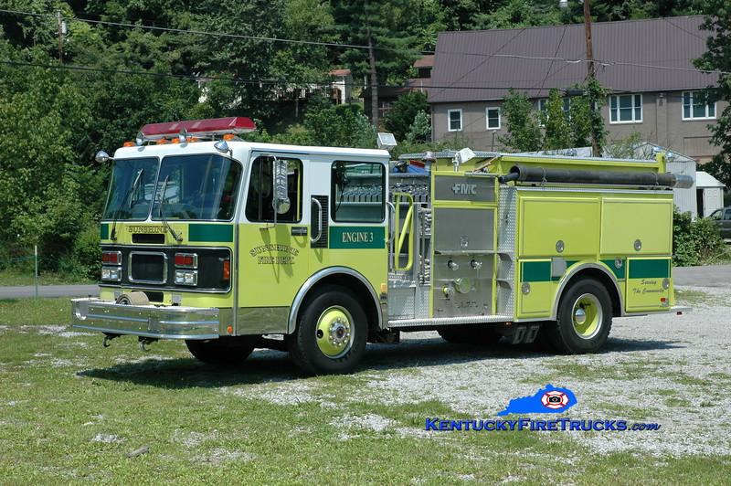 <center> Sunshine  Engine 3 <br> x-Oakley, CA <br> 198 Spartan/FMC 1500/750 <br> Greg Stapleton photo </center>