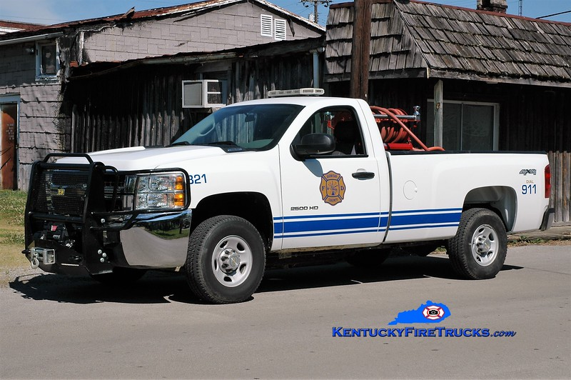 Harrison County Brush 21<br /> 2010 Chevy 2500 4x4/Local 250/250<br /> Greg Stapleton photo