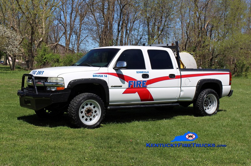 Bonnieville  Brush 14<br /> 2001 Chevy 2500 4x4/BFD 125/200<br /> Kent Parrish photo