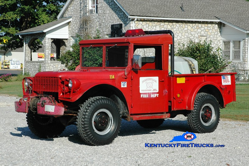 <center> Bonnieville  Brush 114 <br> 1961 Dodge M37 4x4/FD 50/100 <br> Greg Stapleton photo </center>