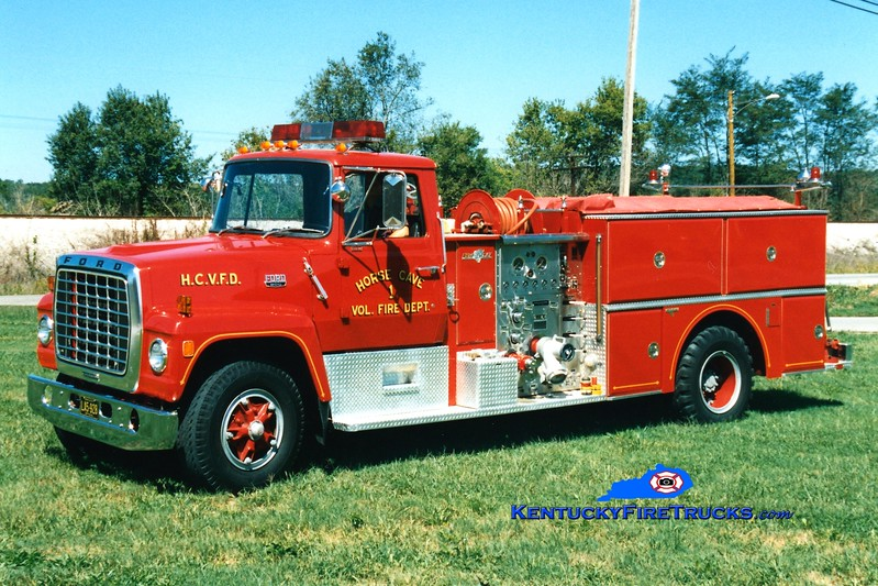 <center> Horse Cave Engine 441 <br> 1981 Ford L/Grumman 1000/750 <br> Greg Stapleton photo </center>