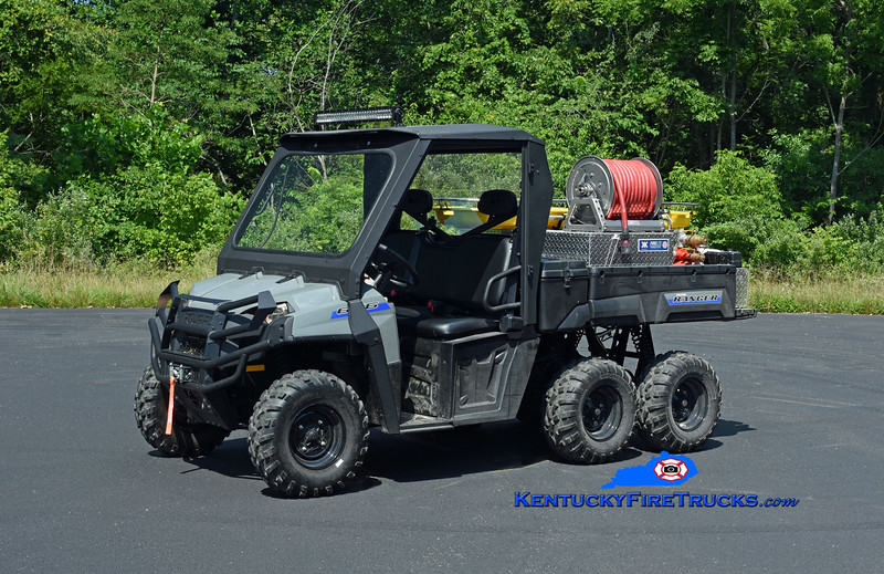 Linwood Rescue 58 <br /> 2015 Polaris Ranger 6x6/Kimtek 65/70<br /> Kent Parrish photo