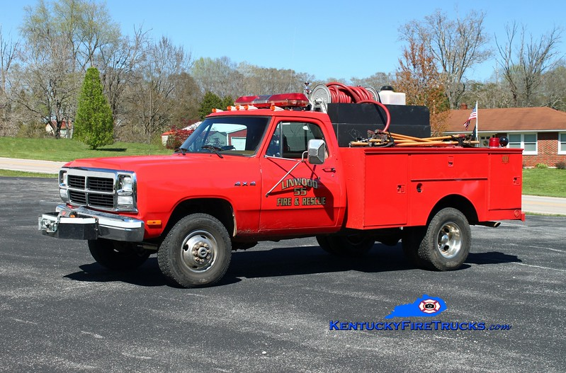 Linwood  Brush 55<br /> 1992 Dodge Ram 250 4x4/Pro Poly 250/250/10<br /> Kent Parrish photo