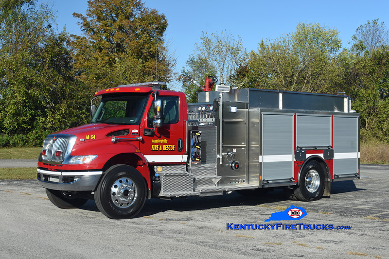 Munfordville  Engine 64<br /> 2019 International 4400/Toyne 1250/1250/25<br /> Kent Parrish photo