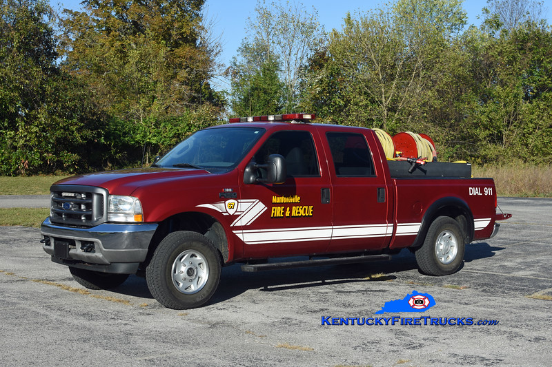 Munfordville  Brush 67<br /> 2003 Ford F-250 4x4/FD 250/200<br /> Kent Parrish photo