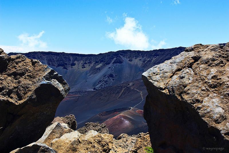 Haleakala Cinder Cone