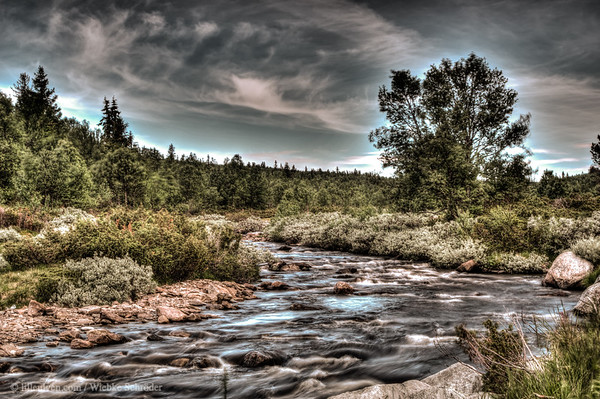 River Mya near Venabu (HDR)
