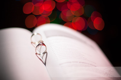 With this ring I give you my heart