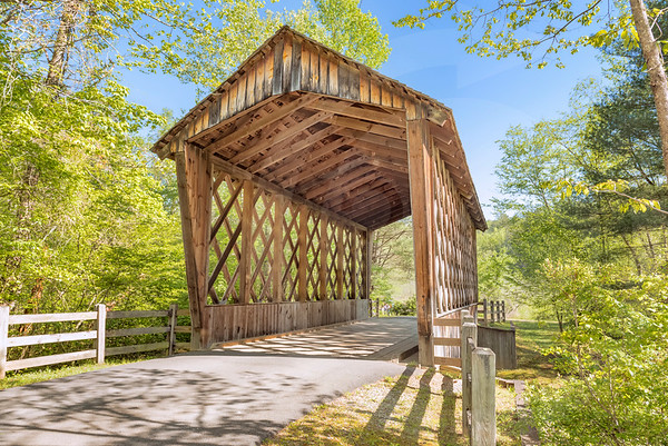 Helen_Smithgall Woods Covered Bridge_5498