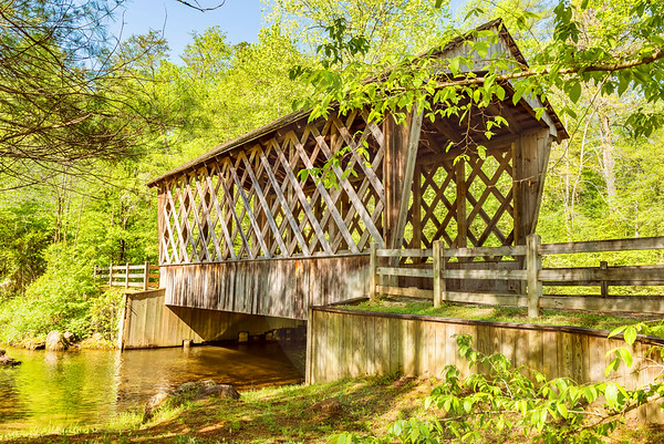 Helen_Smithgall Woods Covered Bridge_5513