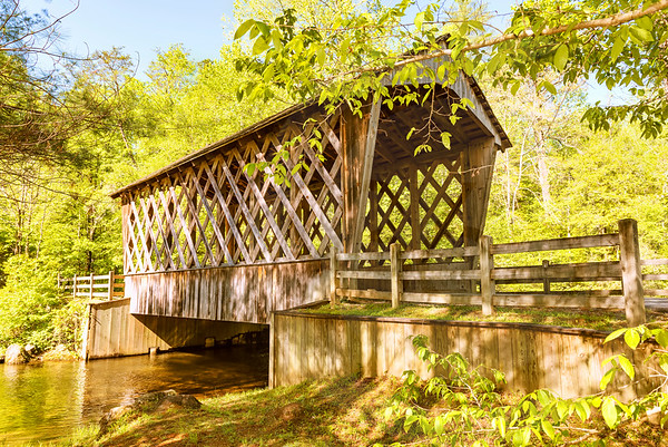 Helen_Smithgall Woods Covered Bridge_5502