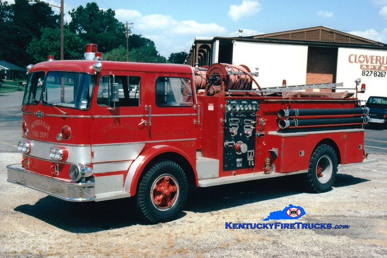 <center> RETIRED <br> Henderson  Engine 7  <br> 1963 FWD/Boyer 1000/300 <br> Greg Stapleton photo </center>