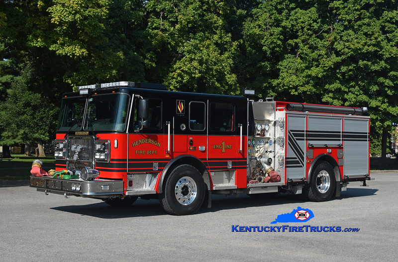 Henderson Engine 1<br /> 2017 Seagrave Marauder II FASTrac 1500/750<br /> Kent Parrish photo