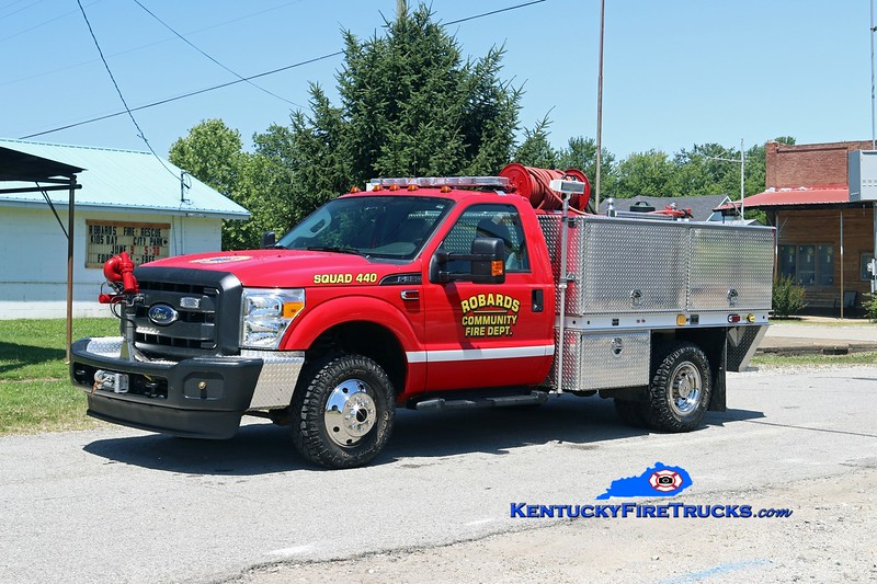 Robards  Squad 440<br /> 2015 Ford F-350 4x4/Gerrys Automotive 125/300/5<br /> Kent Parrish photo