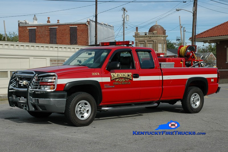<center> Eminence  Brush 2271  <br> 2004 Chevy 4x4/Mertz 250/250 <br> Greg Stapleton photo </center>